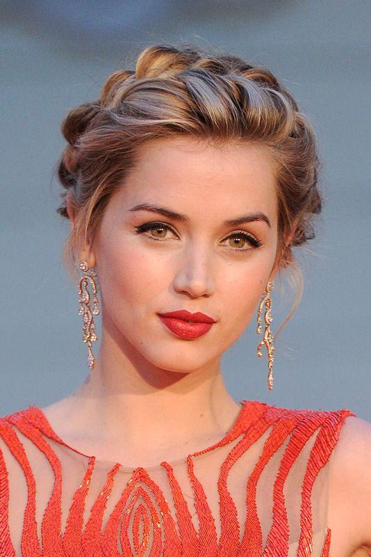 5 Maquillajes Para Lucir Con Un Vestido Rojo Mis Maquillajes