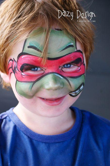 maquillaje carnaval niños