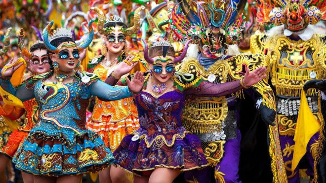 maquillajes para carnaval de niños
