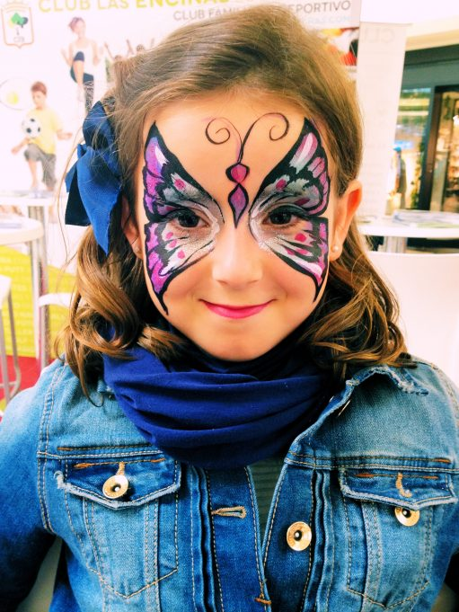 maquillajes FANTASÍA para niñas!