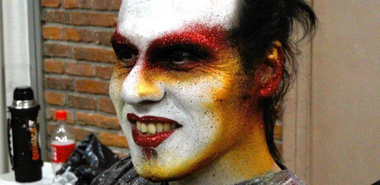 maquillajes de HOMBRES para carnaval