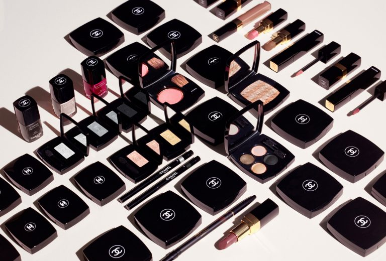 maquillajes chanel