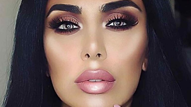 maquillajes muy feos