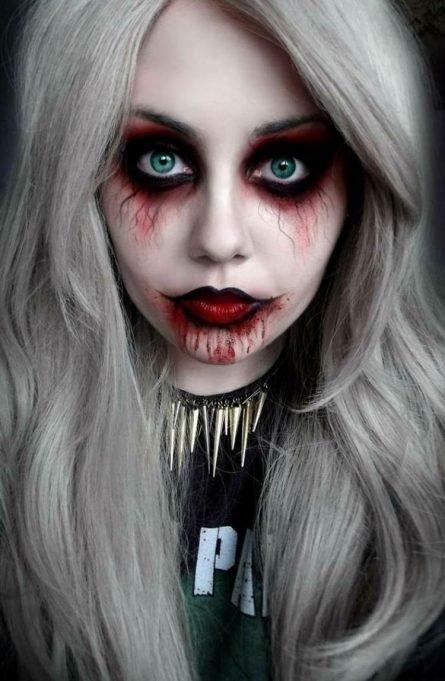 maquillaje-gotico