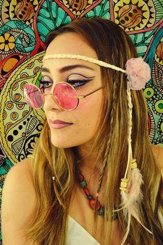 maquillaje-hippie