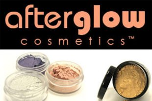afterglow maquillaje organico