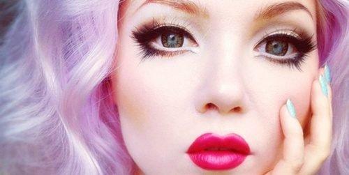 labios para maquillaje kawaii