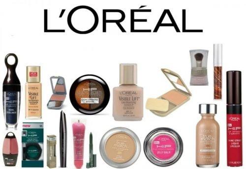productos cosmeticos loreal
