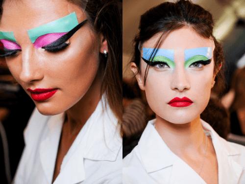 geisha moderna colores
