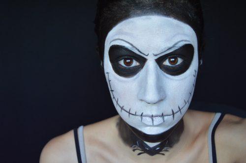 Maquillaje De Zombie 10 Ideas Espectaculares Mis Maquillajes - Maquillaje-zombie-hombre