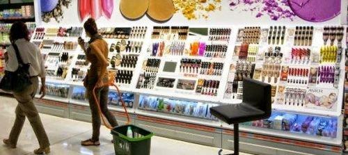 Maquillaje en Mercadona