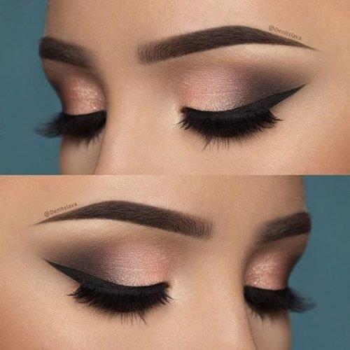 corrector para maquillaje en ojos
