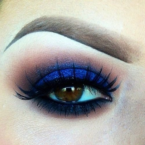 sombras para smokey eyes