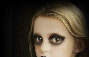Maquillaje Infantil 20 Disenos Espectaculares Para Ninos Mis - Maquillaje-infantil-de-bruja