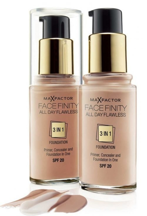 Face Finity Base Max Factor