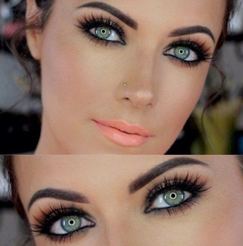 Maquillaje Ojos Verdes 8 Diseños E Ideas Para Este Color Mis