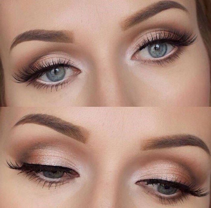 Como Conseguir Un Maquillaje Natural Para Cada Dia Mis Maquillajes - Maquillaje-natural-de-dia
