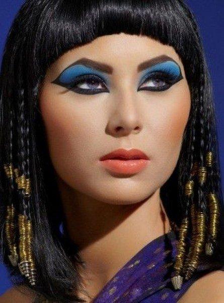 Maquillaje de Cleopatra Clásico