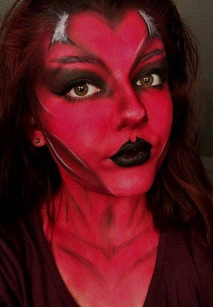 Todo rojo