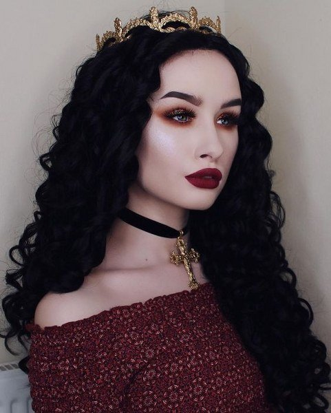 Maquillaje de Dracula Perfecto