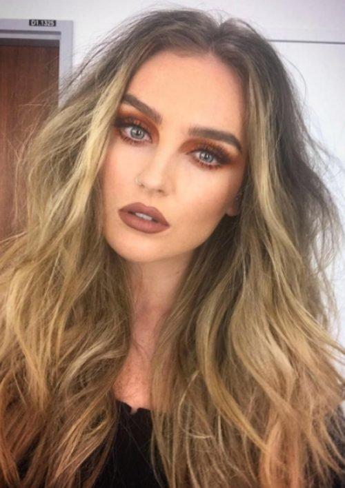 Maquillaje para RUBIAS tonos marrones