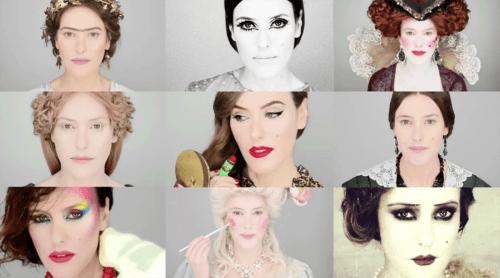 Diferentes tipos de maquillaje
