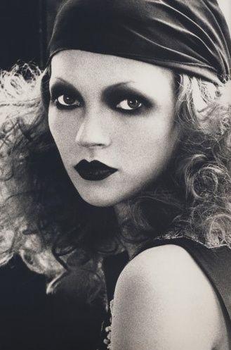 maquillaje de los años 20