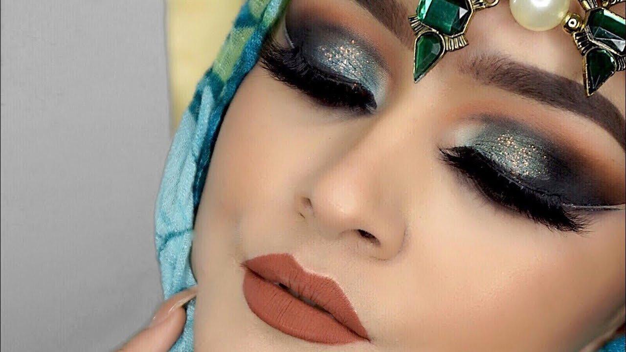 Maquillaje INDIO 10