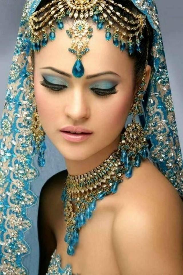 Maquillaje INDIO 3