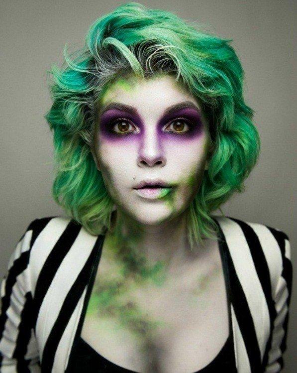 Maquillaje JOKER 3