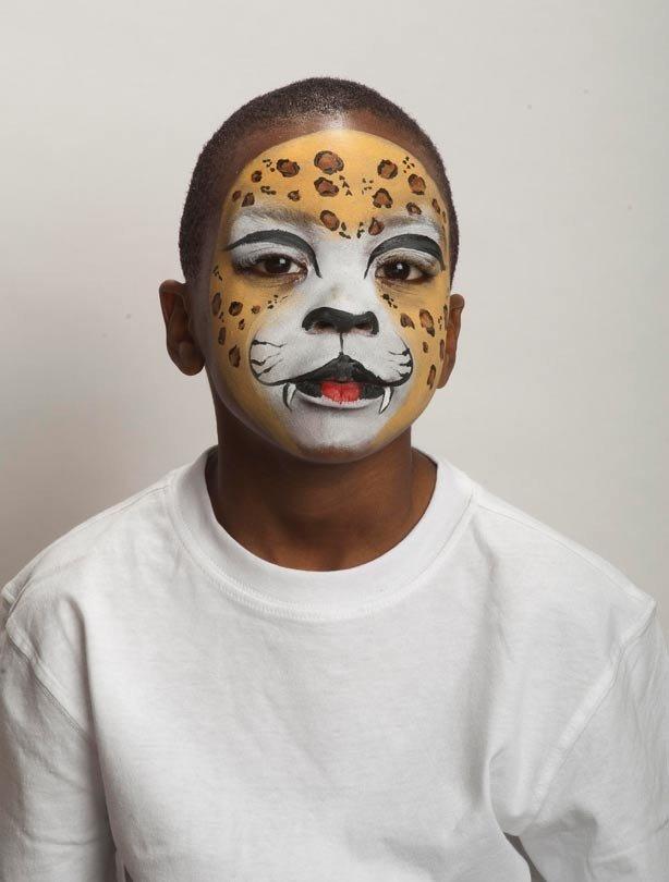 Maquillaje LEOPARDO 1 1