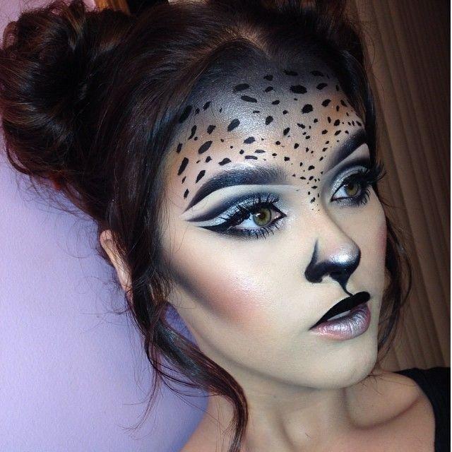 Maquillaje LEOPARDO 4