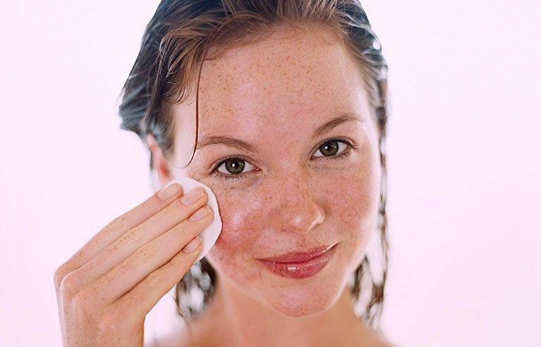 Maquillaje para la piel grasa 1 1