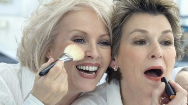 Maquillaje para pieles maduras 2
