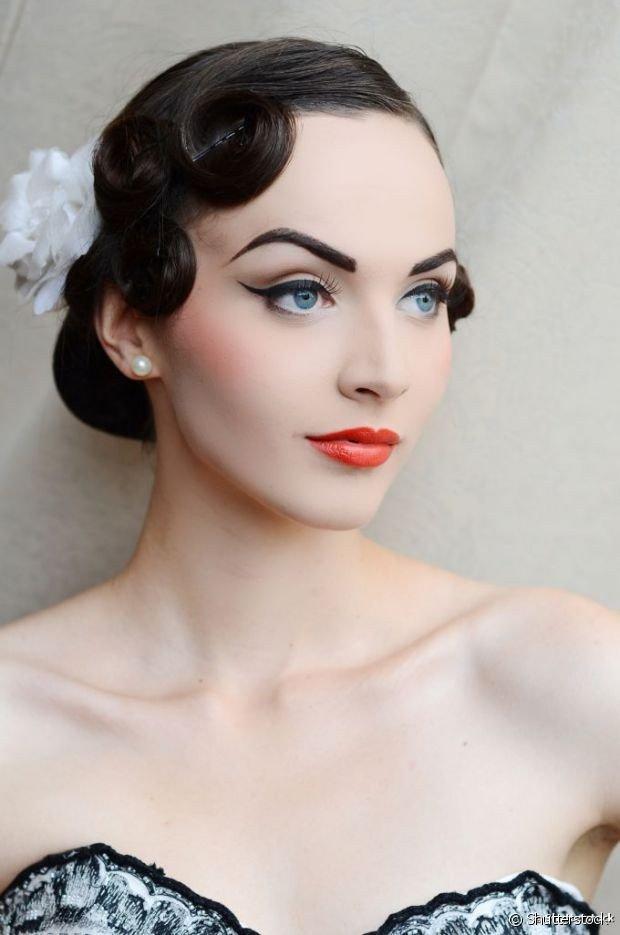 Maquillajes años 50 2