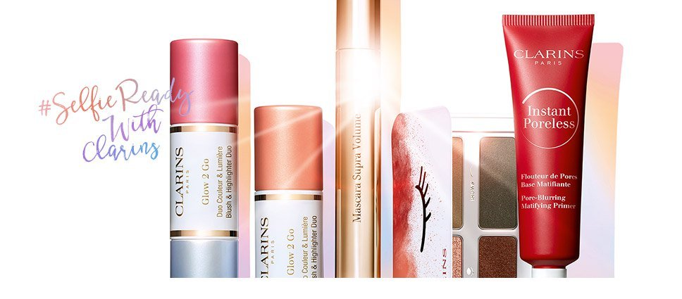 Maquillaje Clarins 1