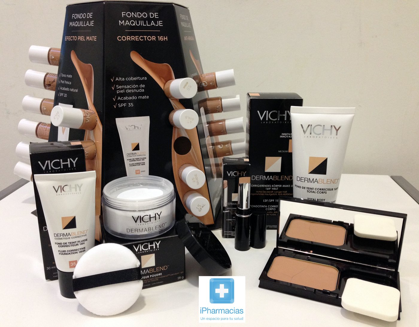 Maquillaje Vichy 3