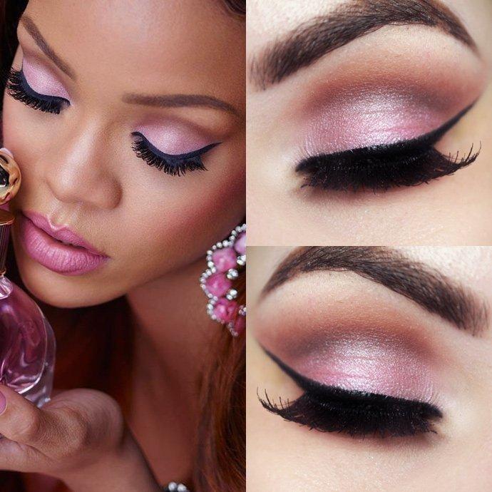 Maquillaje para morenas 1