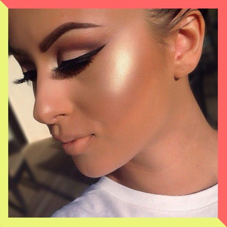 Maquillaje para morenas 4