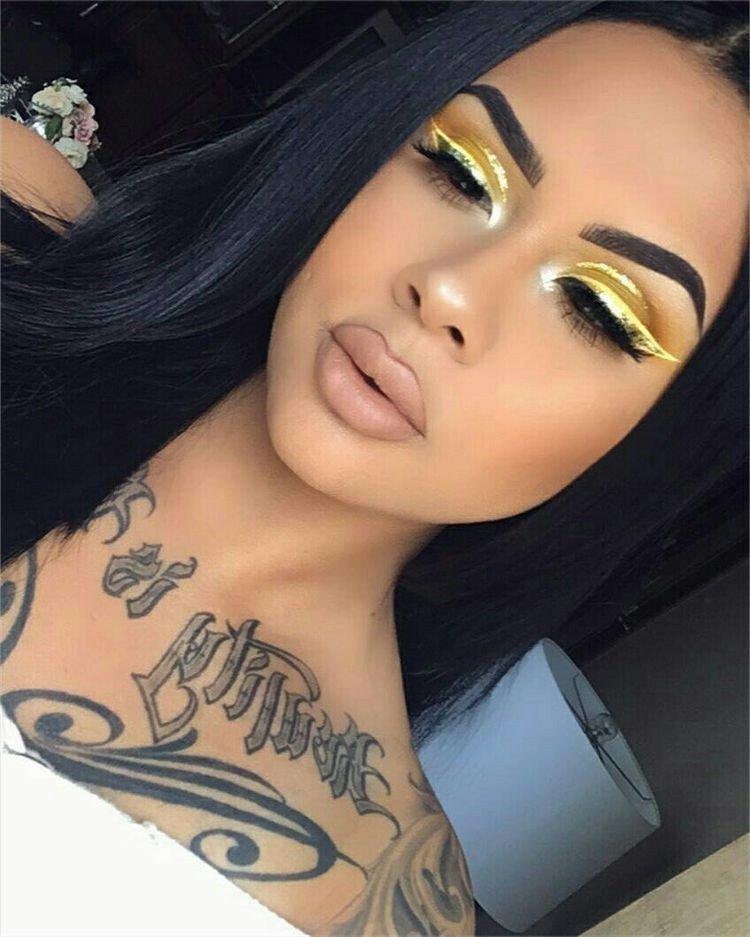Maquillaje para morenas 5