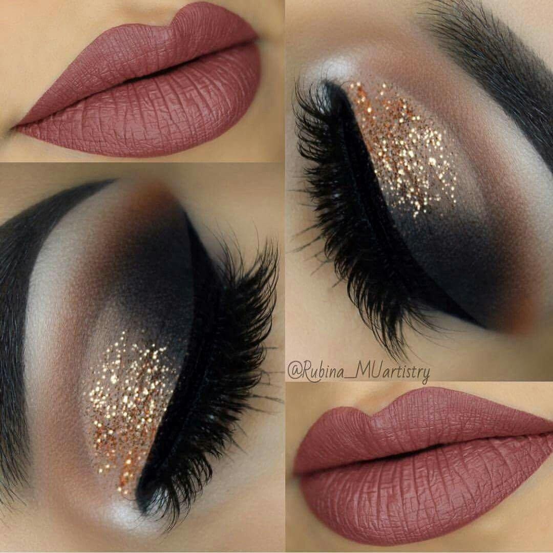 Maquillaje para morenas 8