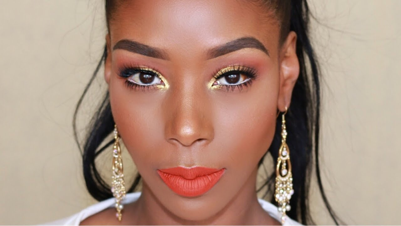 Maquillaje para morenas 9