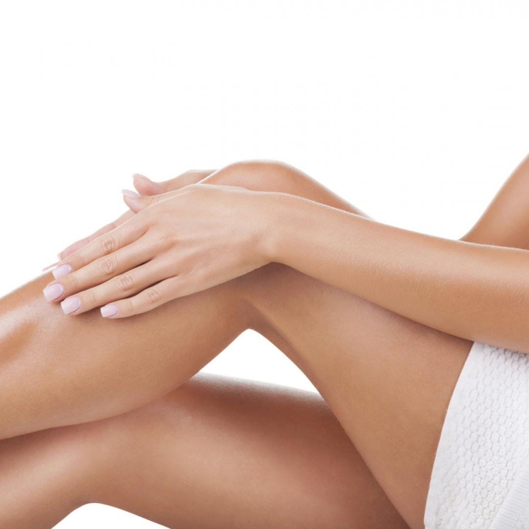 Maquillaje para piernas 4