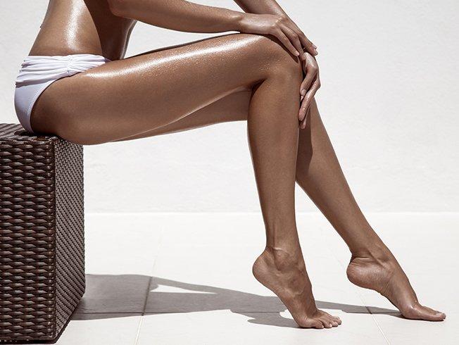 Maquillaje para piernas 5