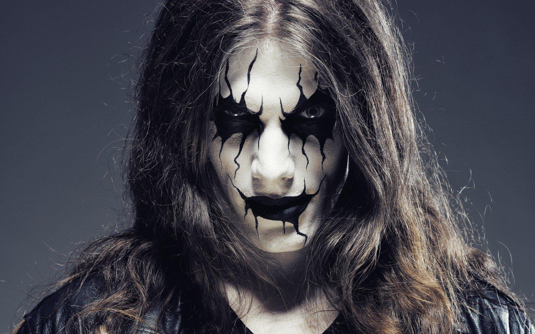 Maquillaje rockero 6 1