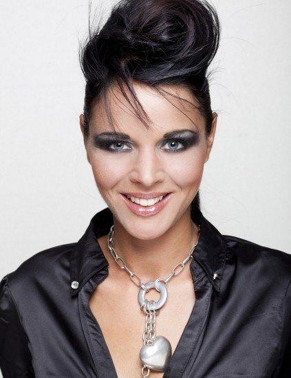 Maquillaje rockero 8 1