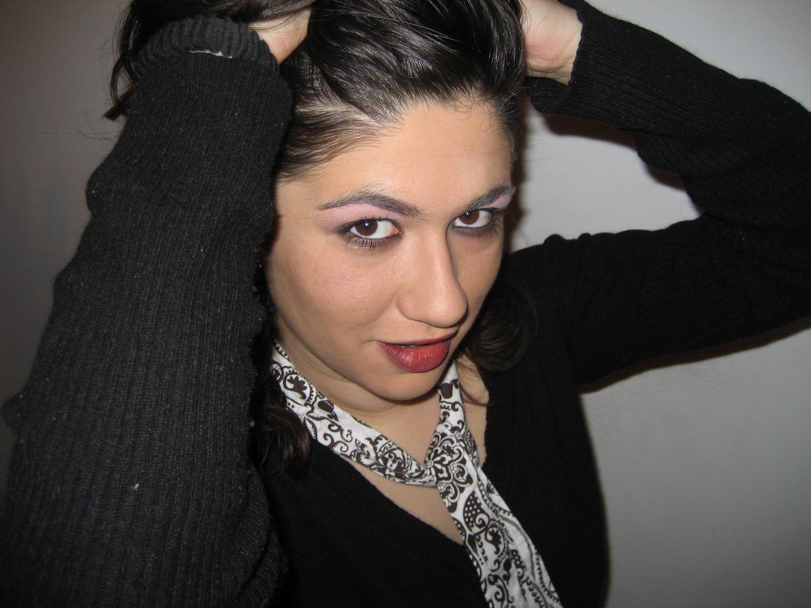 maquillaje gotico 4