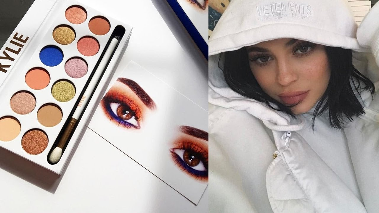 Maquillaje Kylie Jenner 2