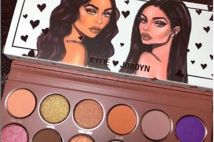 Maquillaje Kylie Jenner 5