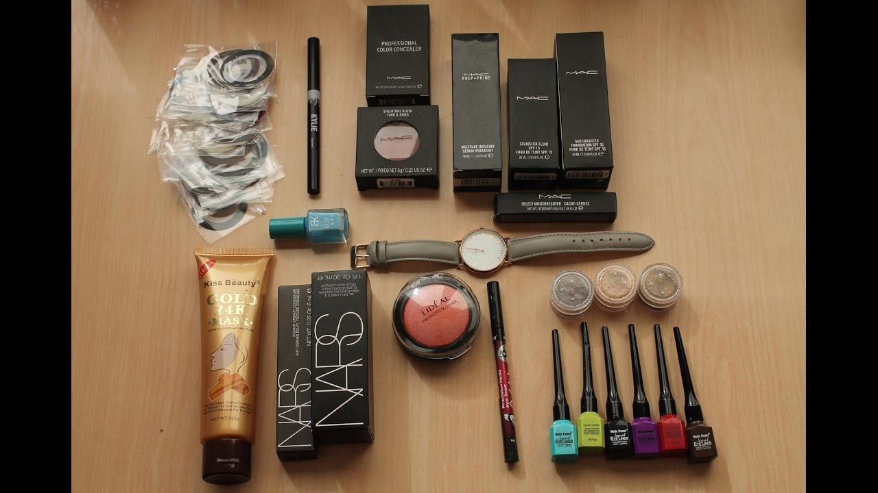 Maquillaje Nars 3